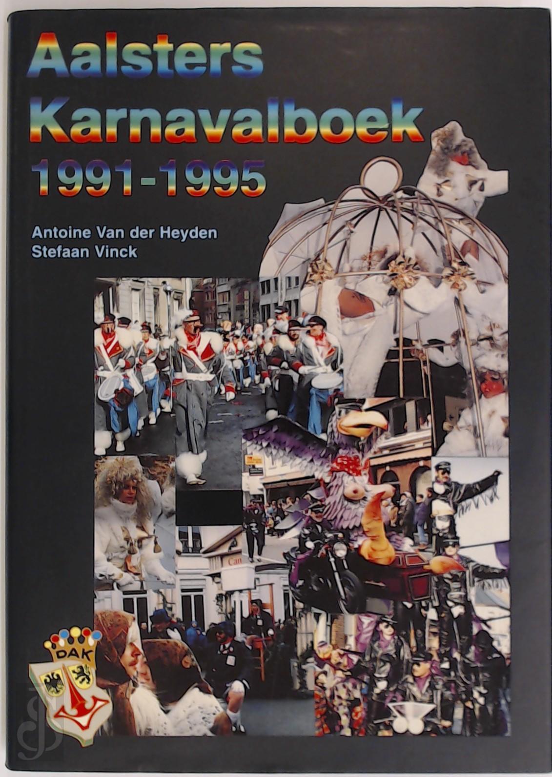 Aalsters Carnavalsboek 1991...