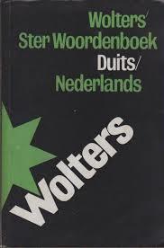 Wolters' Ster Woordenboek D...