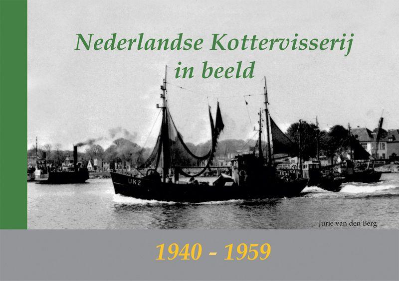 J. van de Berg - 1945-1959