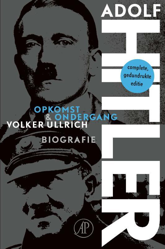 Adolf Hitler. Opkomst & ond...