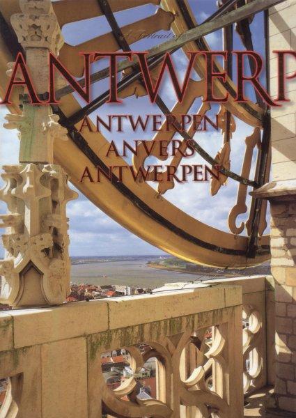A portrait of Antwerp