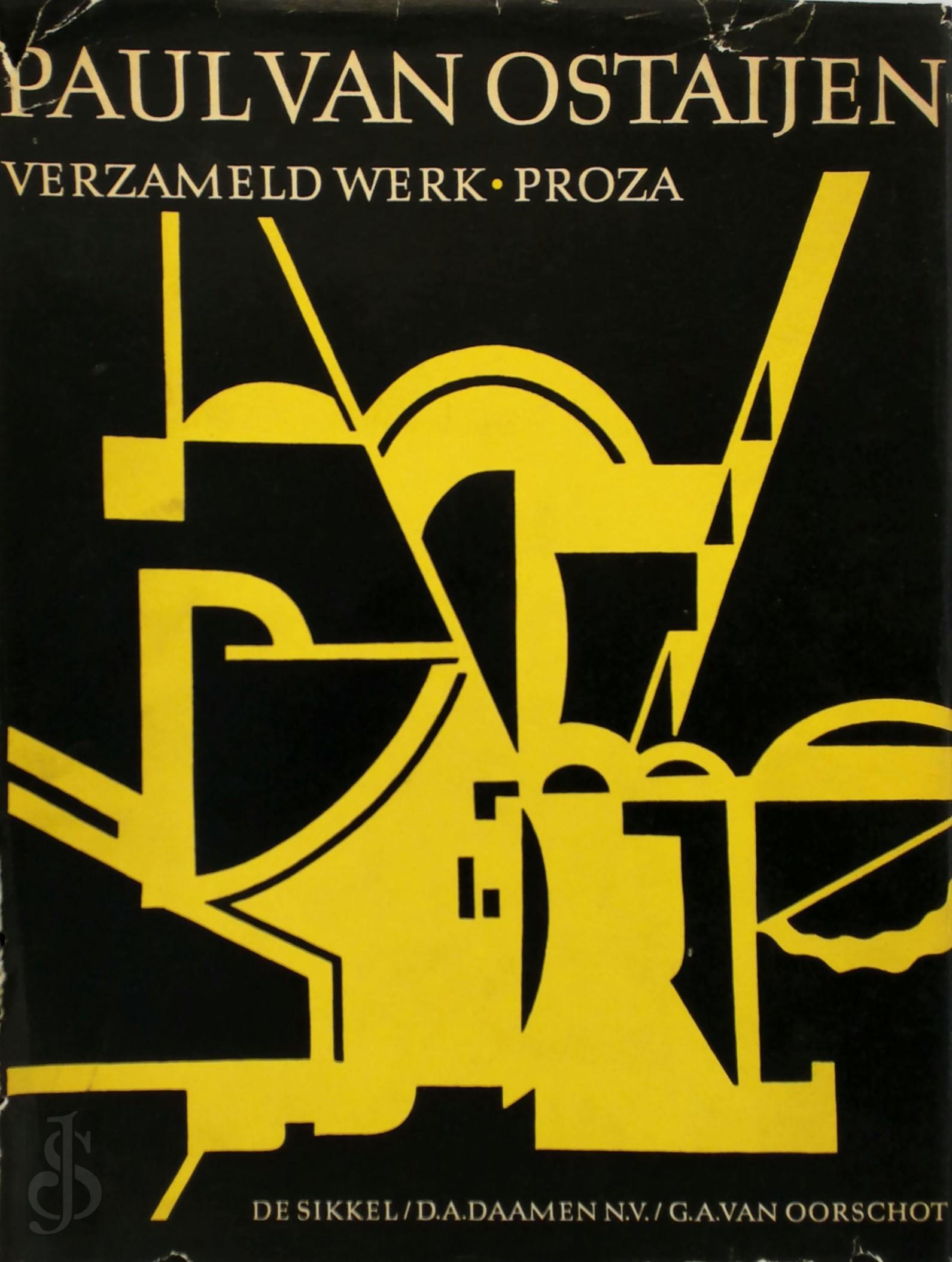 Verzameld werk / Proza 2 Kr...