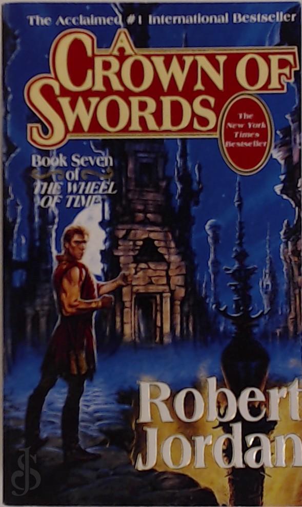 A crown of swords Book seve...
