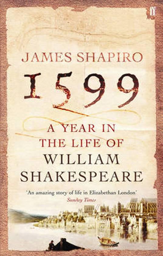James Shapiro - 1599