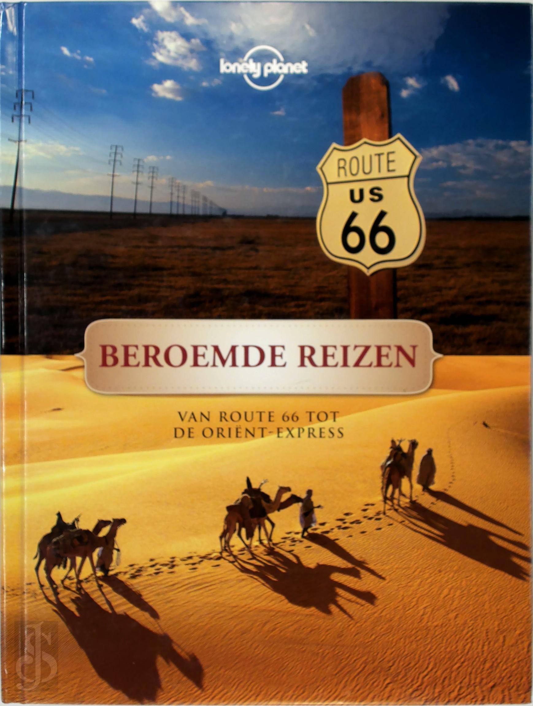 - Lonely Planet Beroemde Reizen