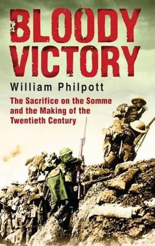 William James Philpott - Bloody Victory