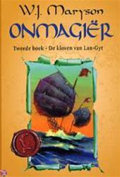 W.J. Maryson - De kloven van Lan-Gyt Onmagier - tweede boek