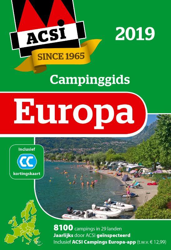 ACSI Campinggids Europa 201...