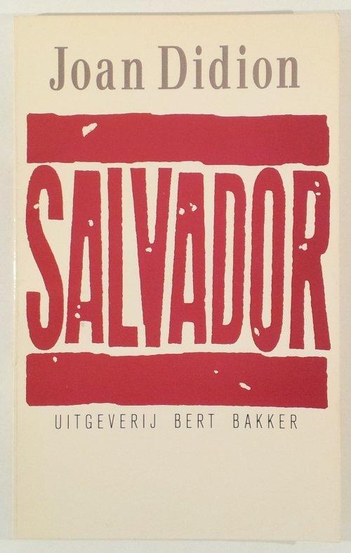 Didion - Salvador