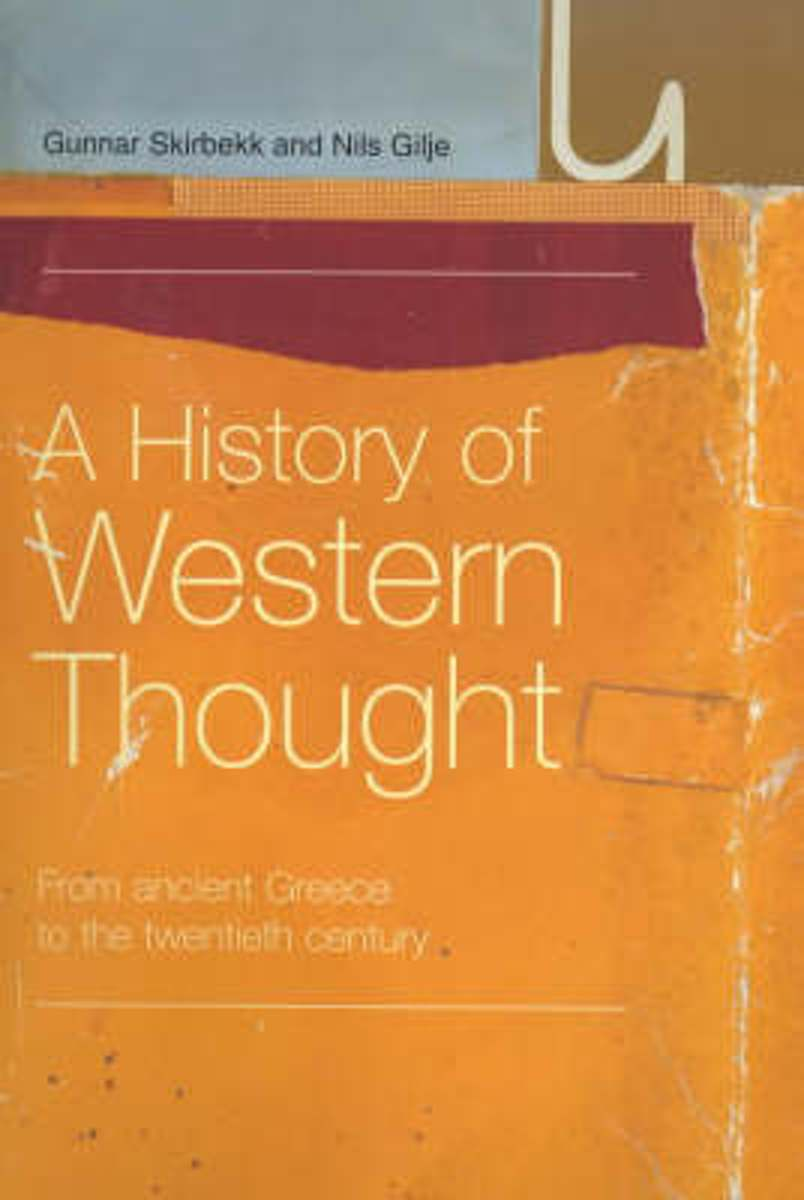 A history of Western though...