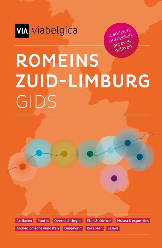 Romeins Zuid-Limburg Gids V...