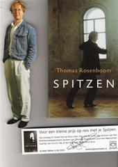 Thomas Rosenboom - Spitzen boekenweekgeschenk 2004 : gratis bij besteding van ten minste E 11.50 aan Nederlandstalige boeken tijdens de boekenweek (10 t/m 20 maart 2004)