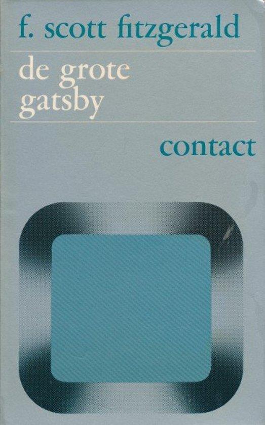 De grote Gatsby roman