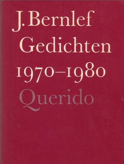 J. Bernlef - 1970-1980