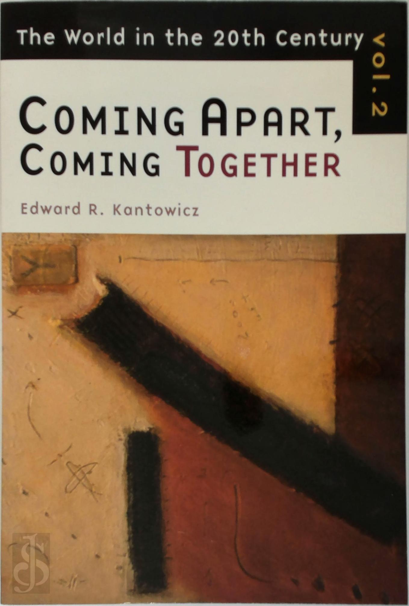Coming Apart, Coming Together
