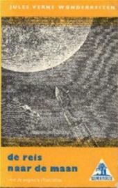 JULES GABRIEL VERNE, INGRID HÖLSCHER, HENRI MONTAUT - Van de aarde naar de maan