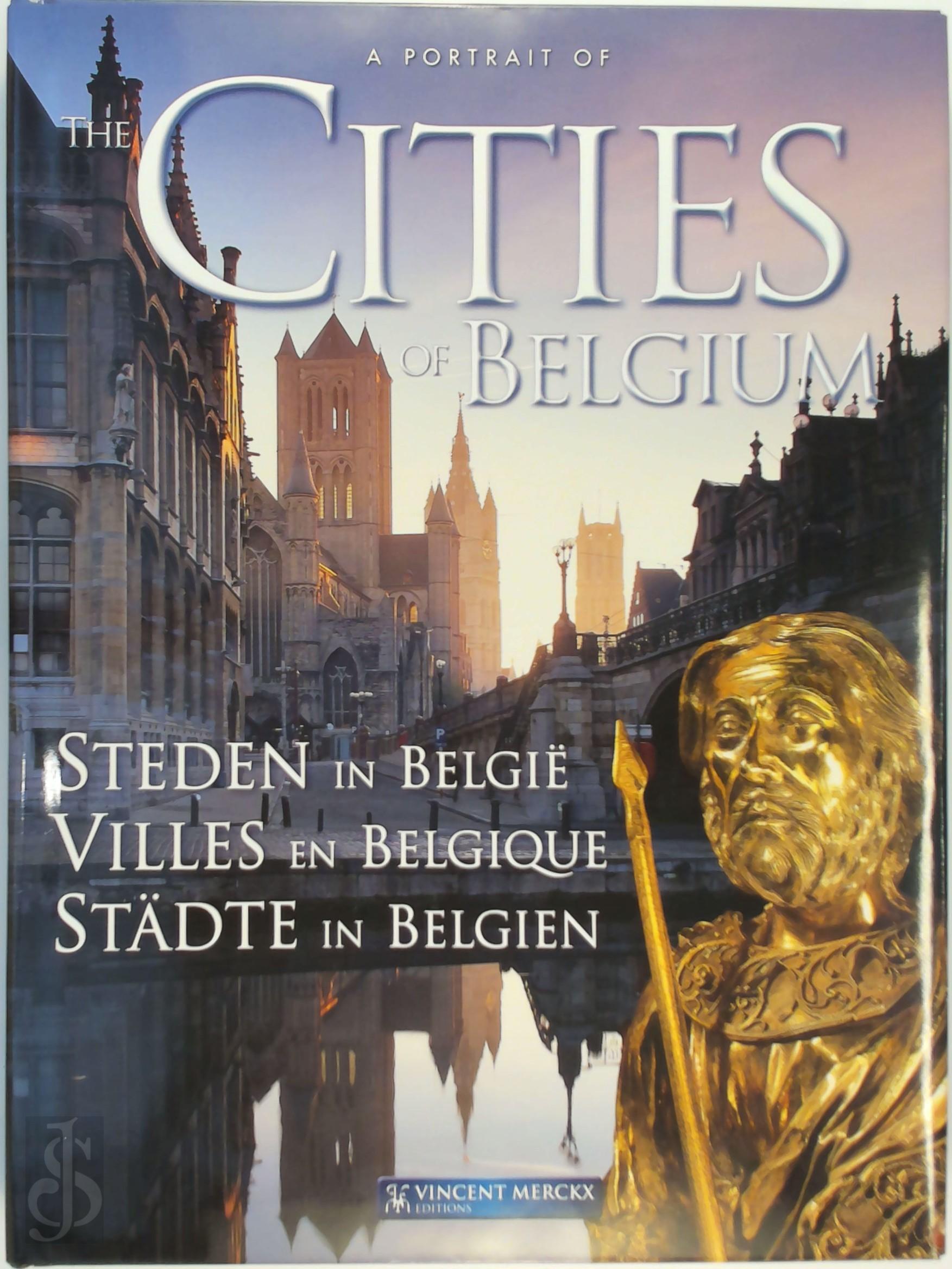 A portrait of Cities of Bel...