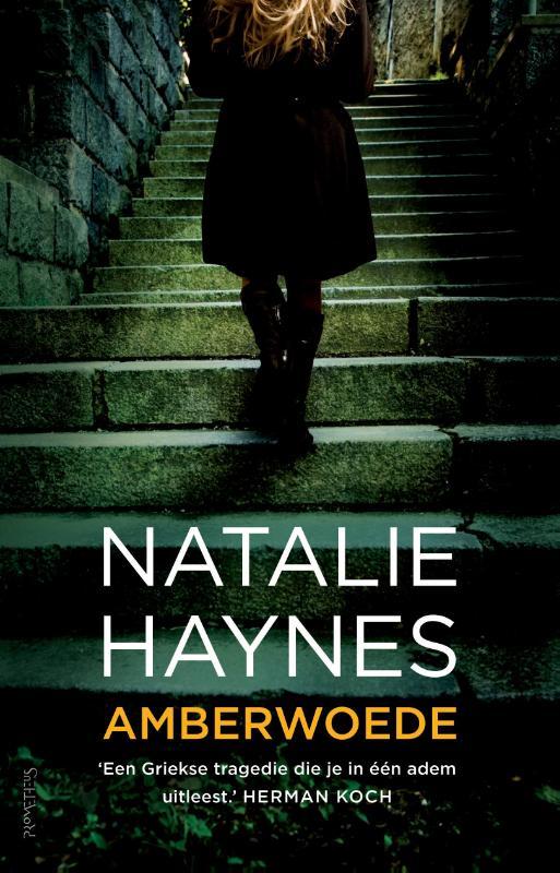 Natalie Haynes - Amberwoede