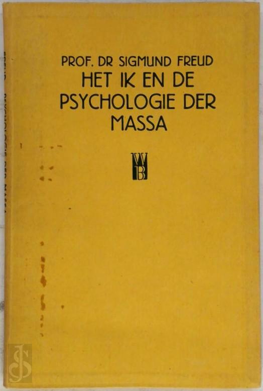 Het ik en de psychologie de...