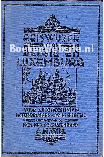 Reiswijzer voor België en L...