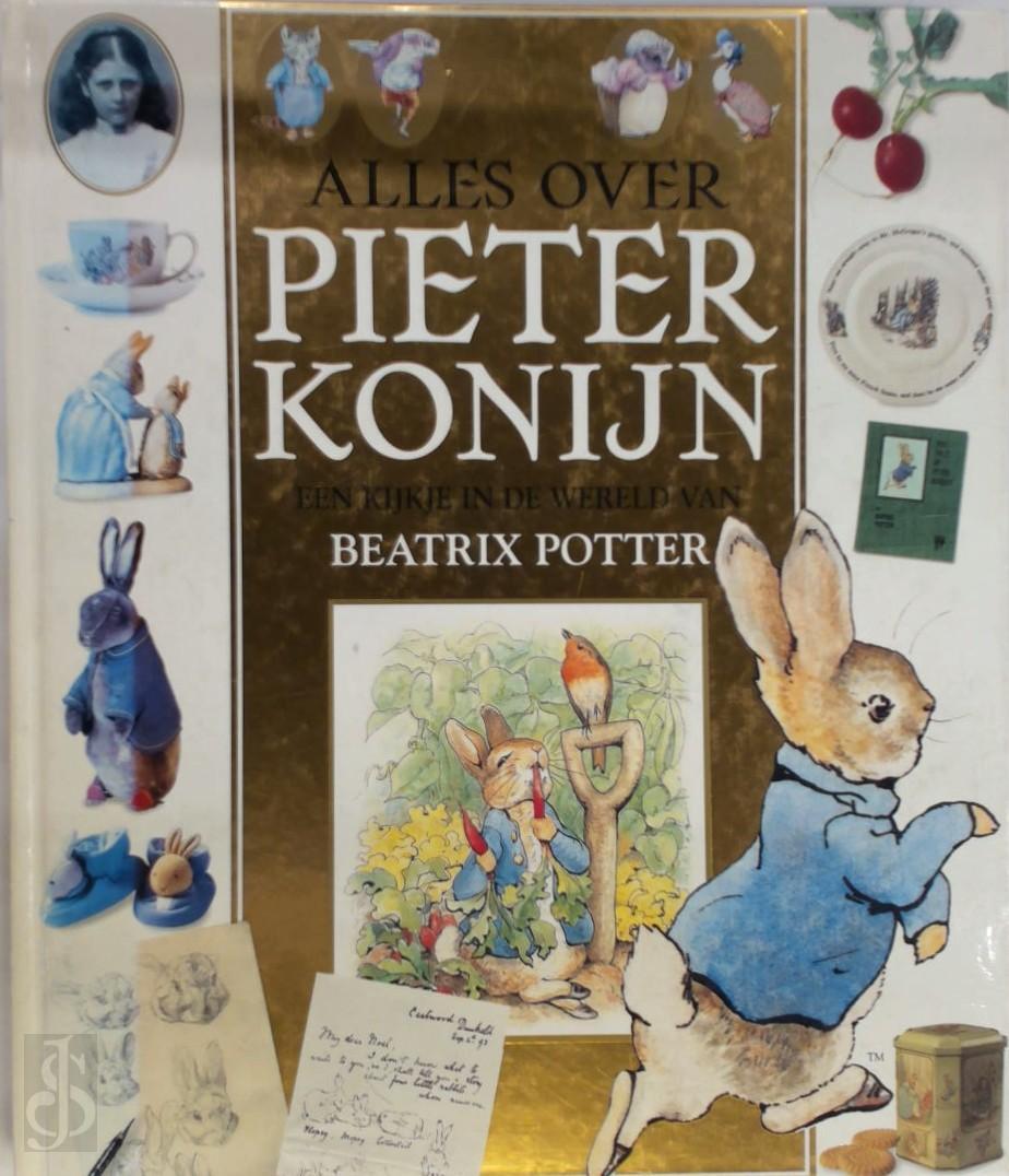 Alles over Pieter Konijn ee...