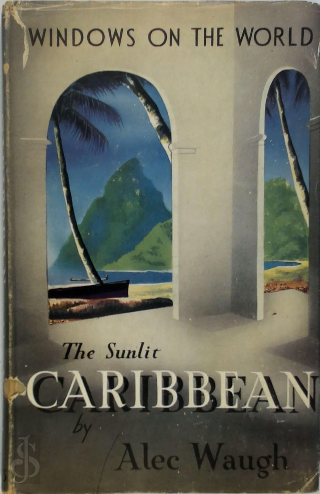 The sunlit Caribbean Window...