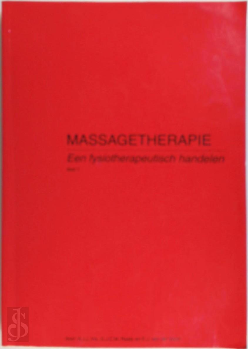 A.J.J. Vis - Massagetherapie  een fysiotherapeutisch handelen deel I