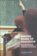 Making Sense of Education