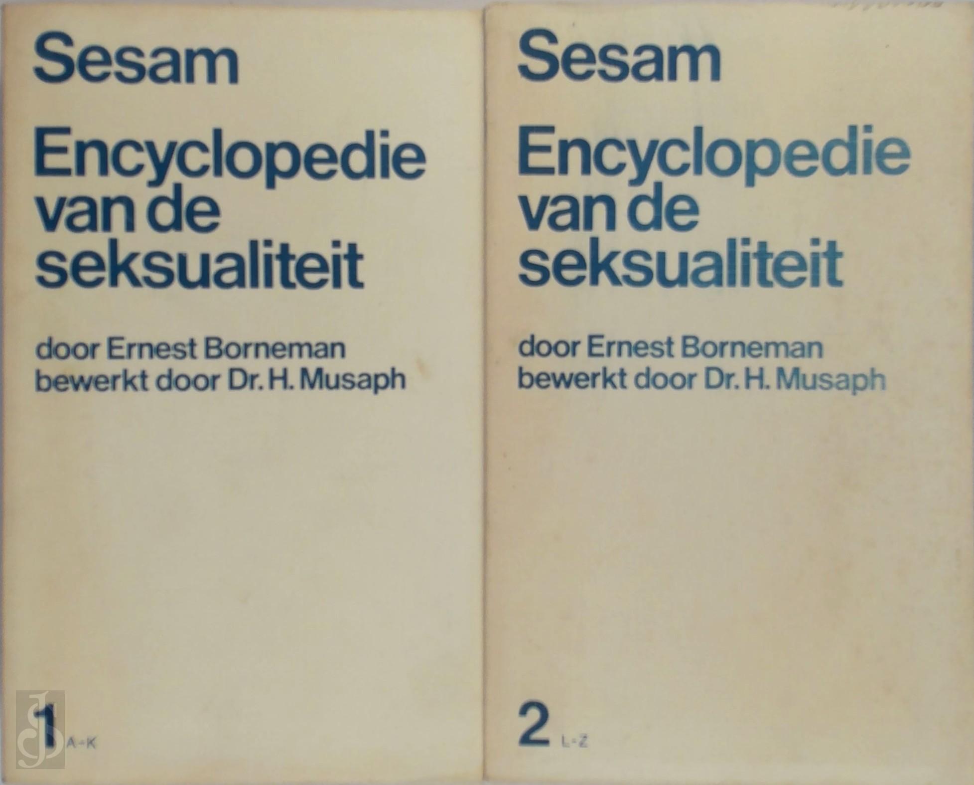 Sesam encyclopedie seksuali...