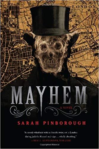 Mayhem (A Dr. Bond Victoria...