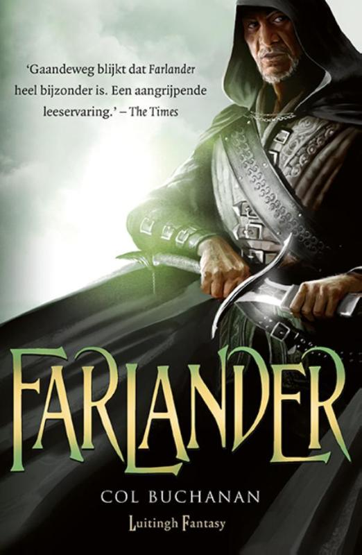 Col Buchanan - Farlander
