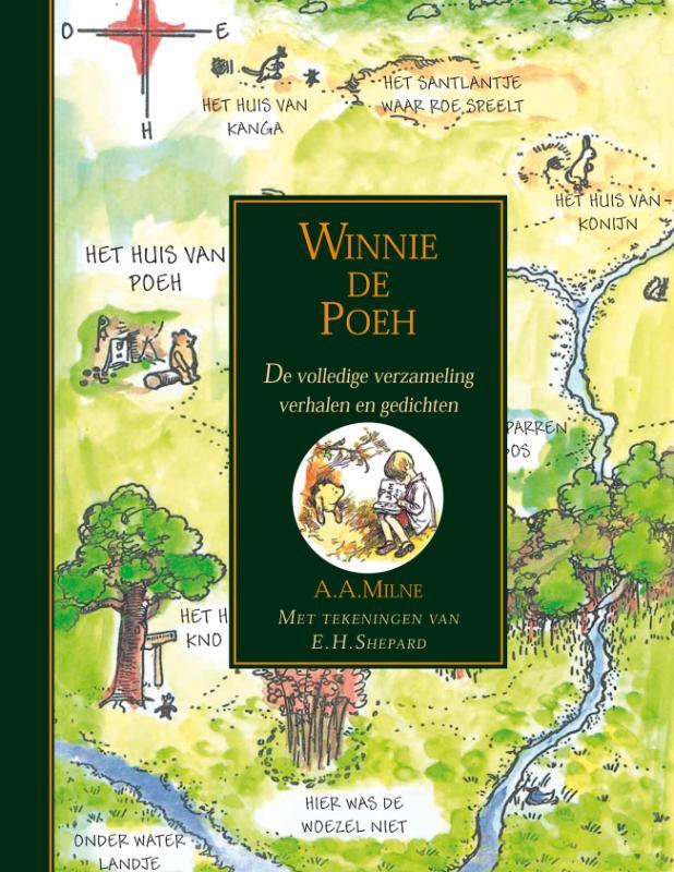 A.A. Milne - Winnie de Poeh de volledige verzameling verhalen en gedichten