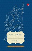 James Tod - Annals of Mewar
