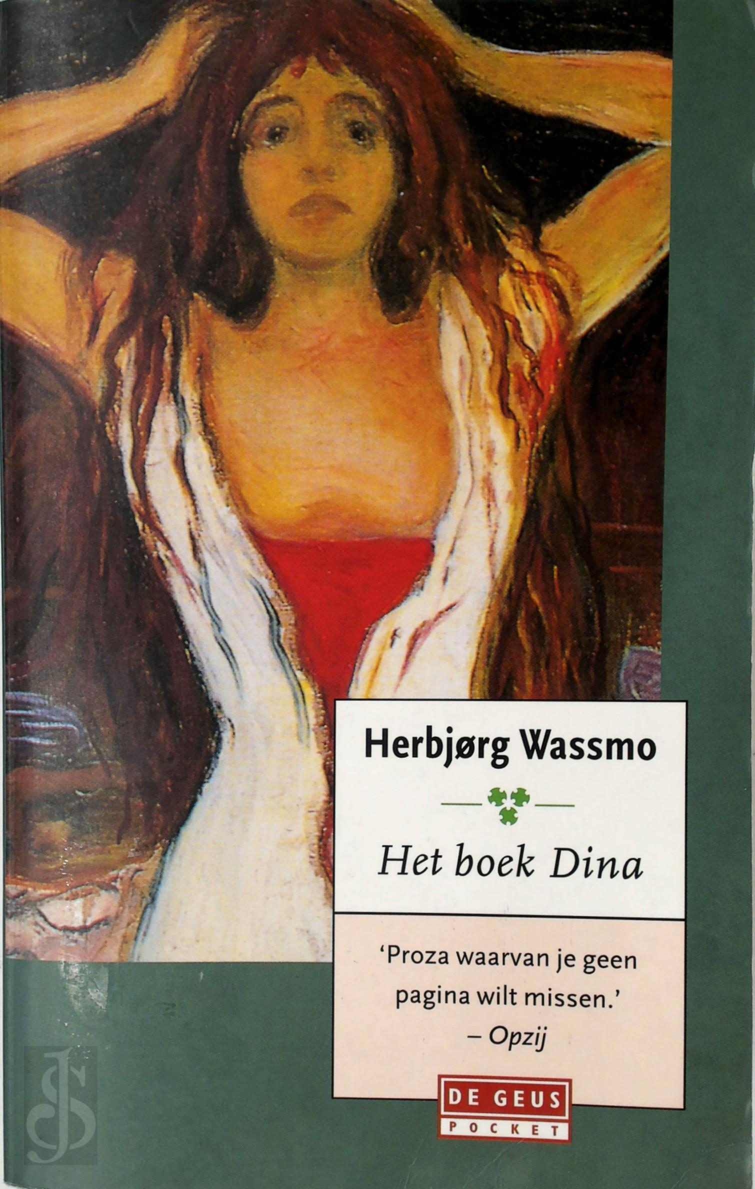 Herbjorg Wassmo - Het boek Dina