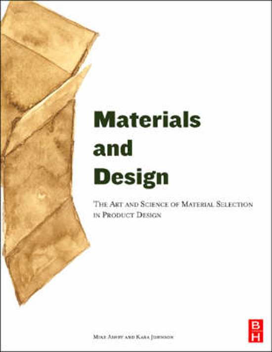 Michael F. Ashby, Kara Johnson - Materials and Design: the art and science of material selection in product design