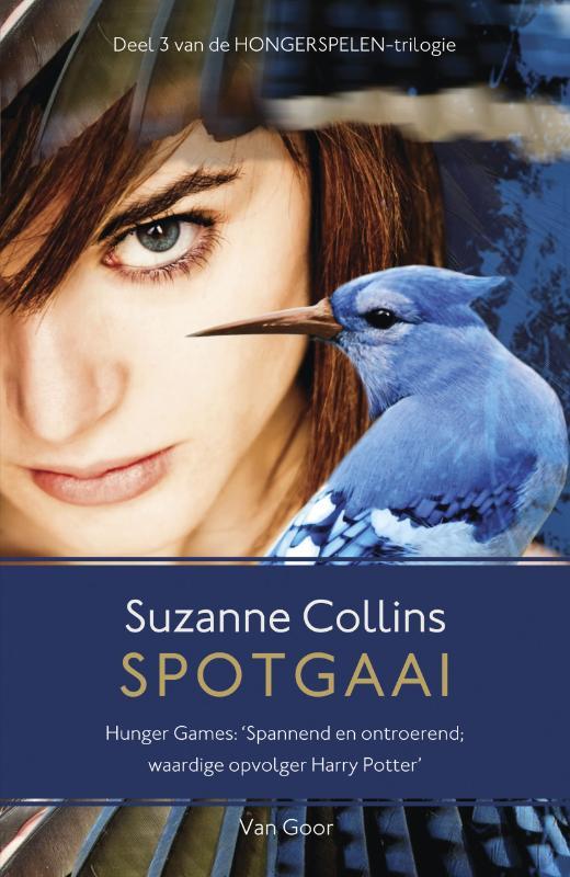 Suzanne Collins - Spotgaai