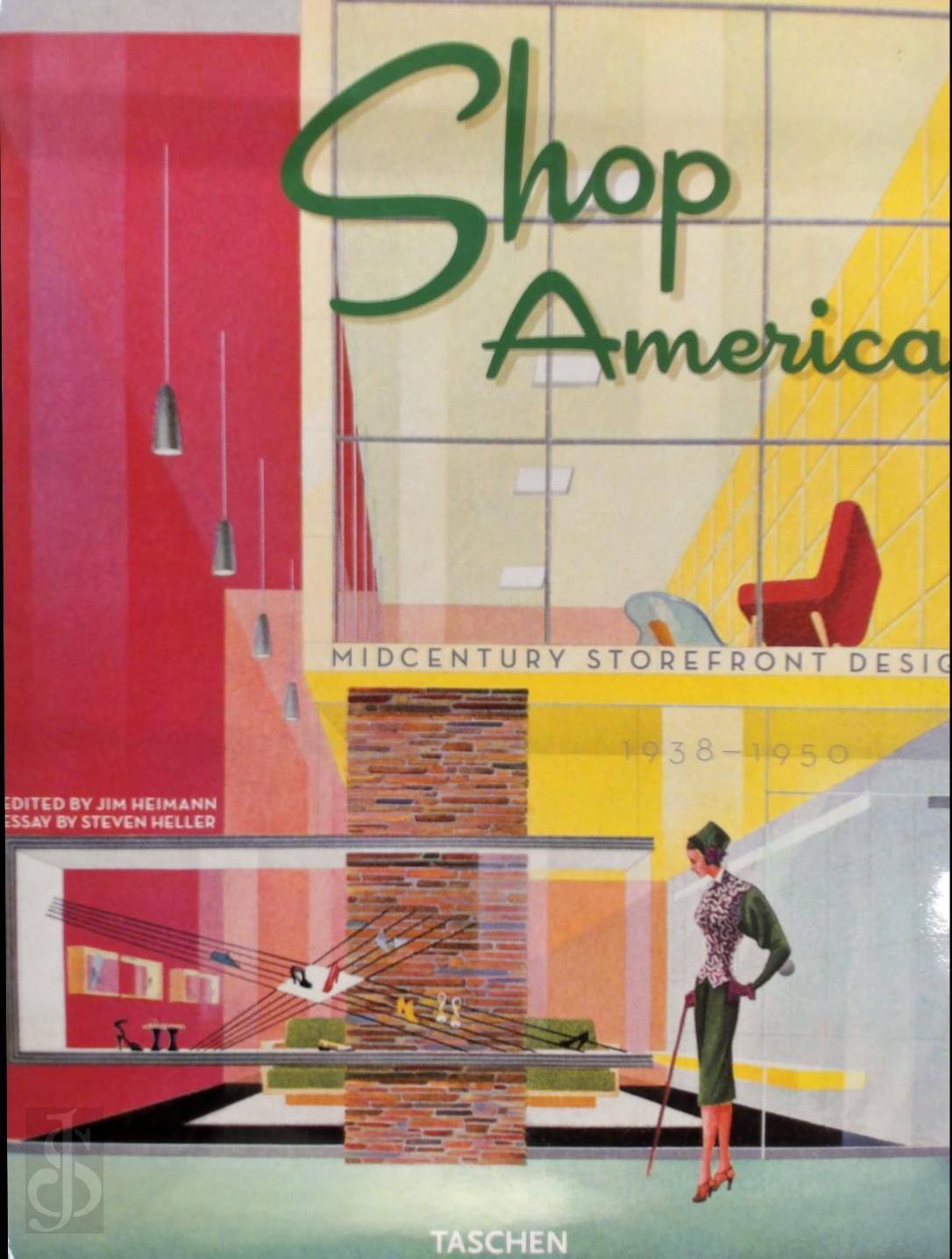 Jim Heimann - Shop America