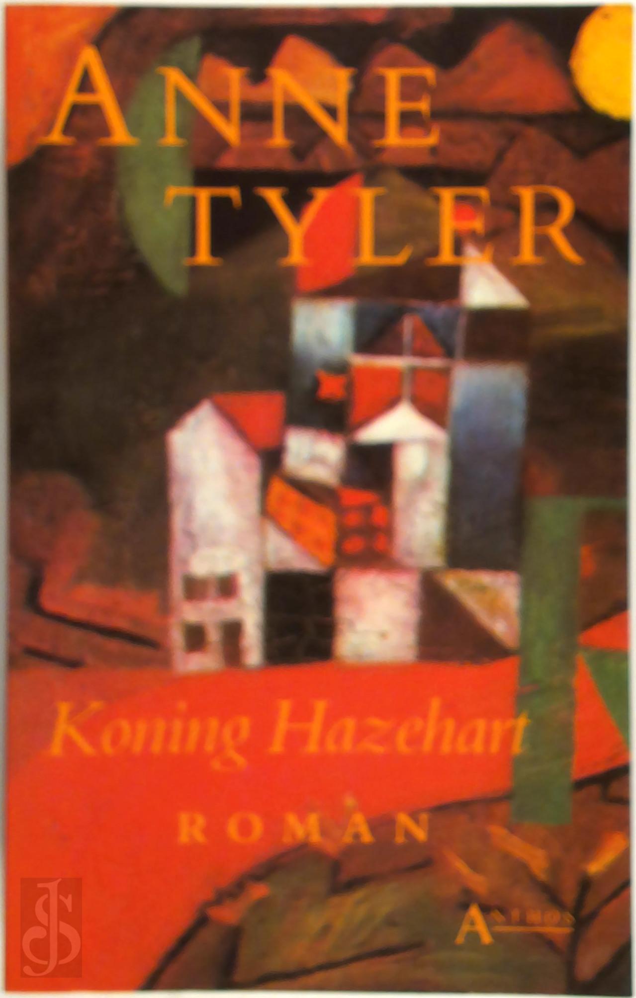 Tyler - Koning hazehart