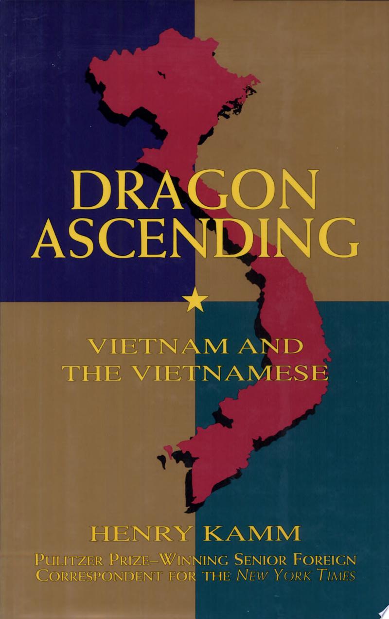 Henry Kamm - Dragon Ascending