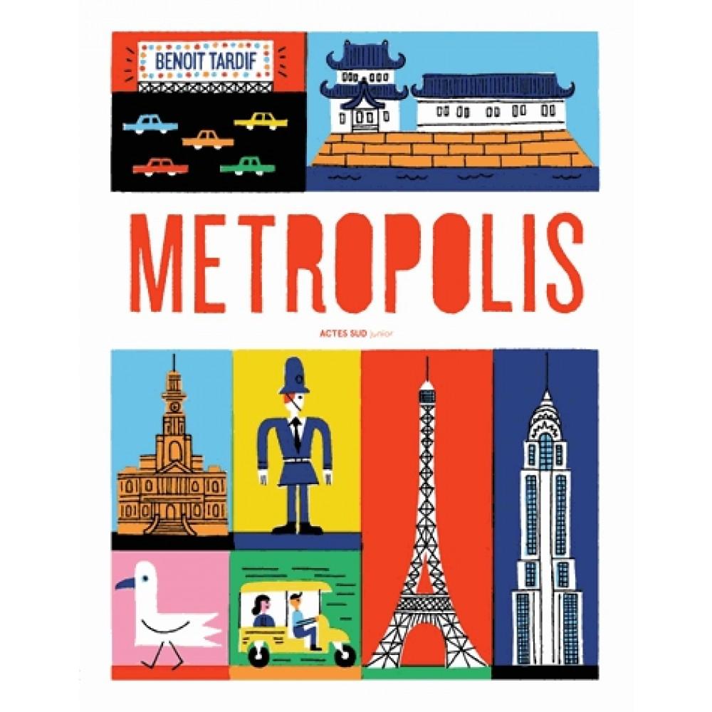 Benoit Tardif - Metropolis
