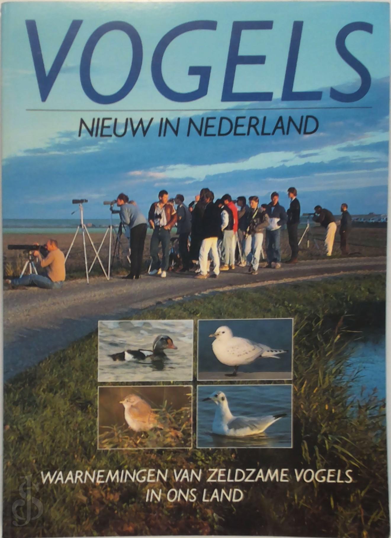 Vogels nieuw in Nederland W...