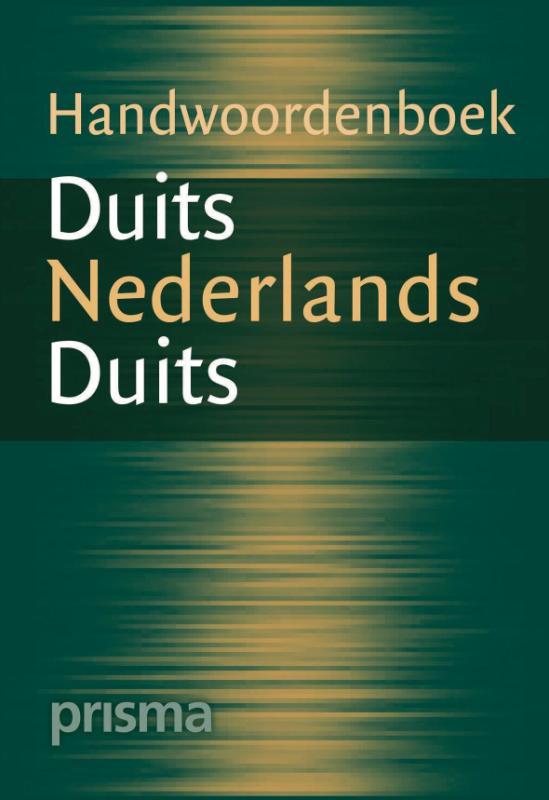 Prisma Handwoordenboek Duit...