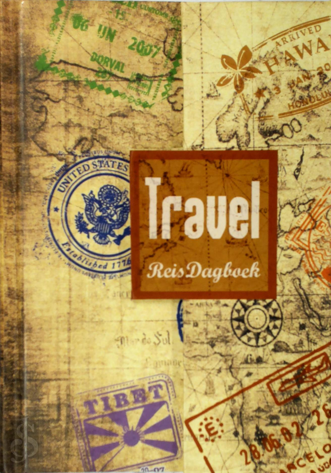 - Travel reisdagboek