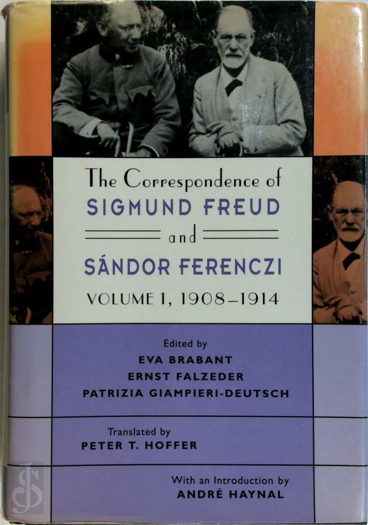 Freud, Sigmund - The Correspondence of Sigmund Freud & Sandor Ferenczi 1908 - 1914 V 1 1908-1914