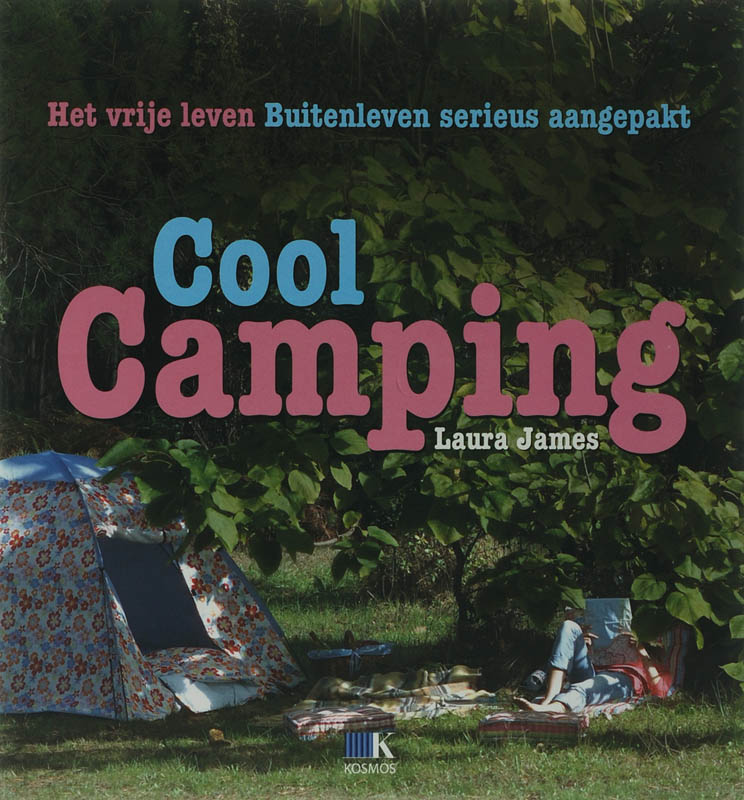 Laura James - Cool camping