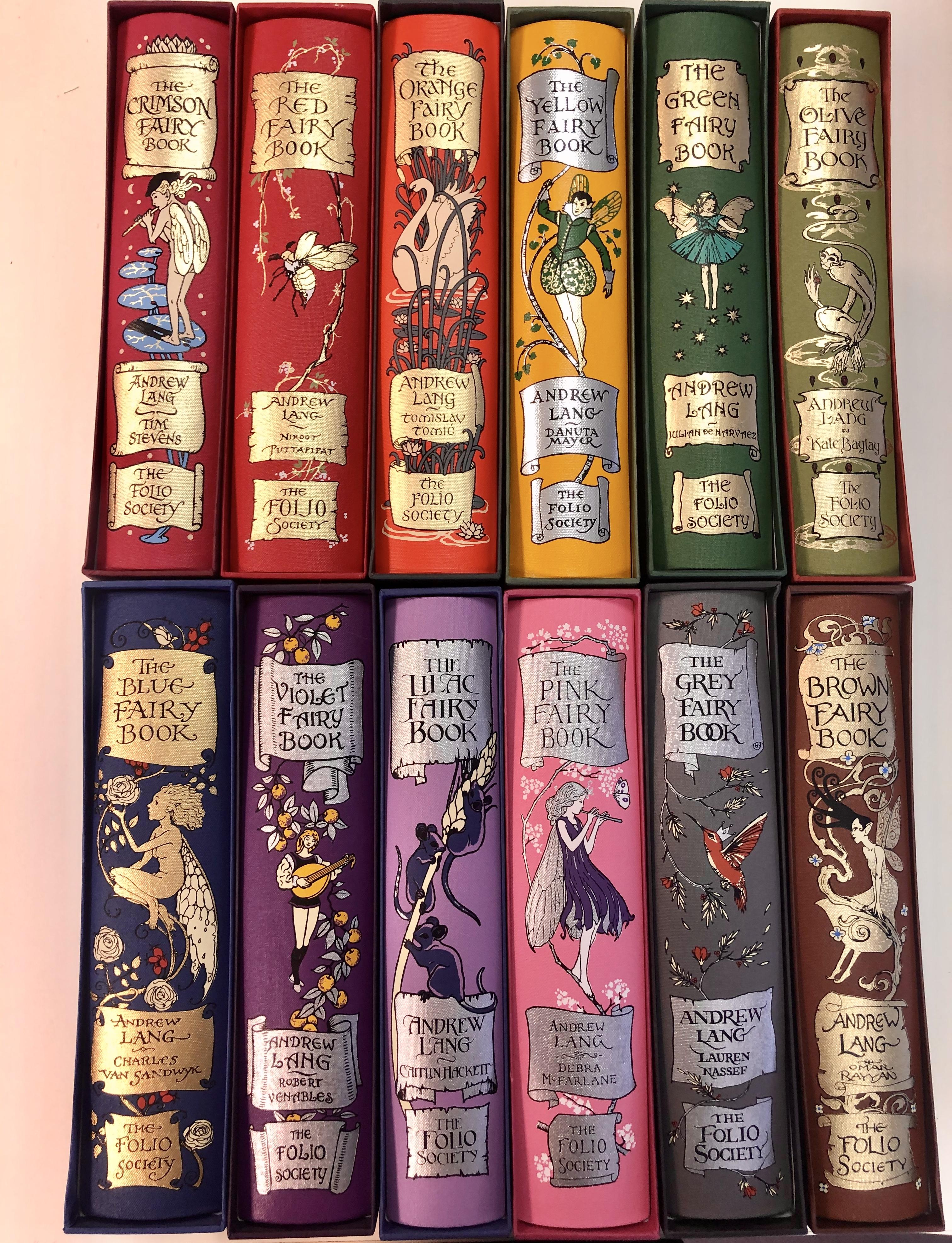 Rainbow Fairy books in 12 v...