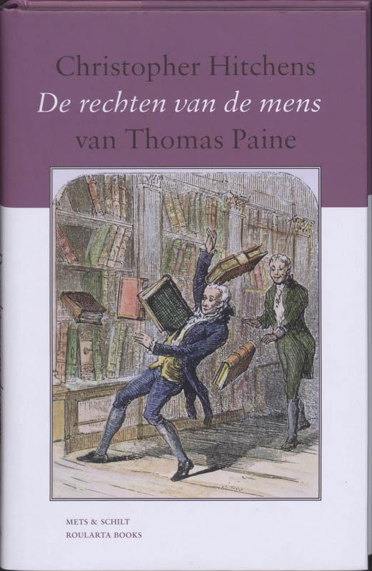 CHRISTOPHER HITCHENS - De rechten van de mens van Thomas Paine