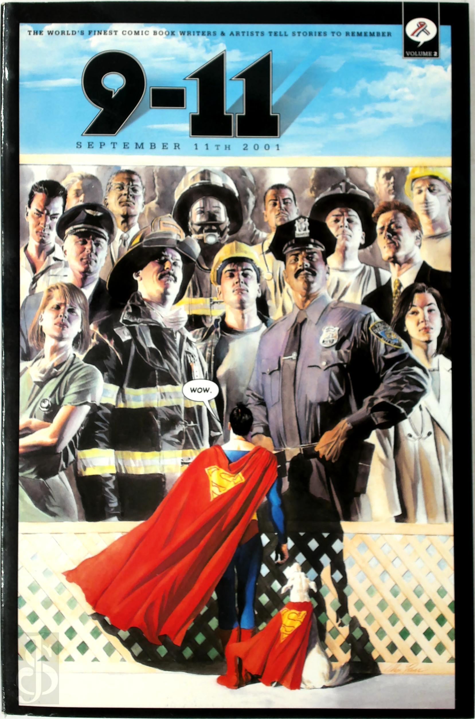 Dc Comics, Inc - 9-11