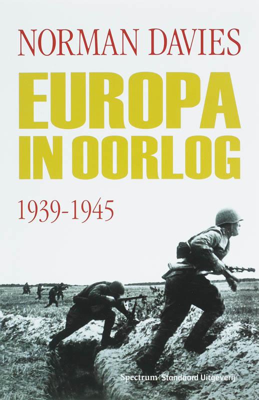 N. Davies - Europa in oorlog 1939-1945