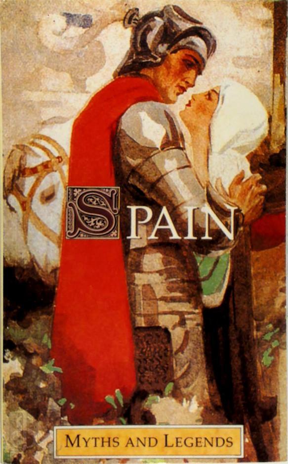 Lewis Spence - Spain